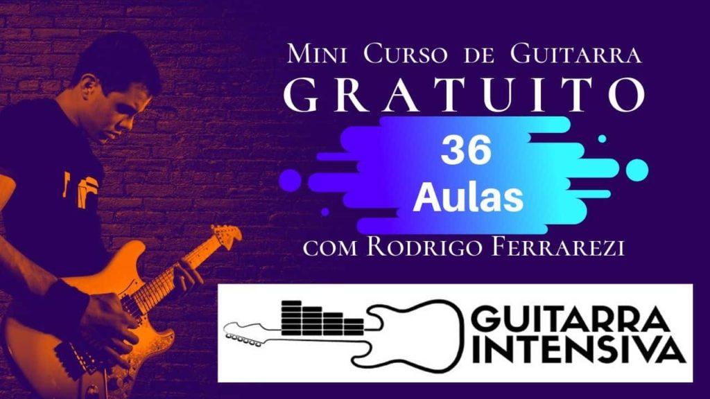 Como Aprender a Tocar Guitarra Curso Gratuito