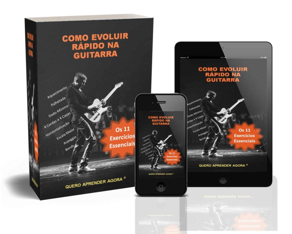 Ebook Gratis Evoluir Guitarra